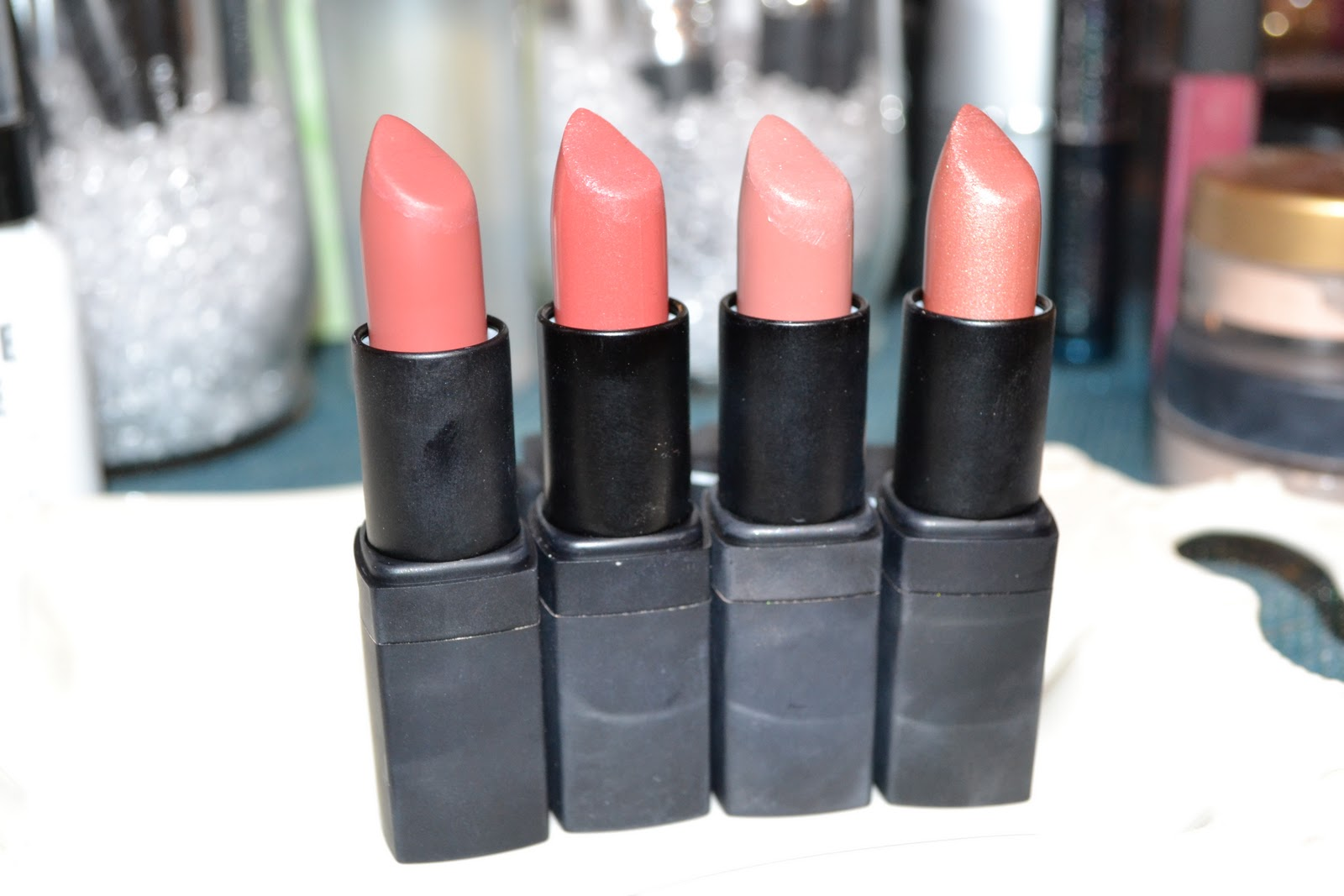 Mom's Got a Brand New Bag: Nars Lipsticks: Neutral Pink ...  Mom's Got a...
