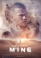 Mine (2017) Movie Poster 1