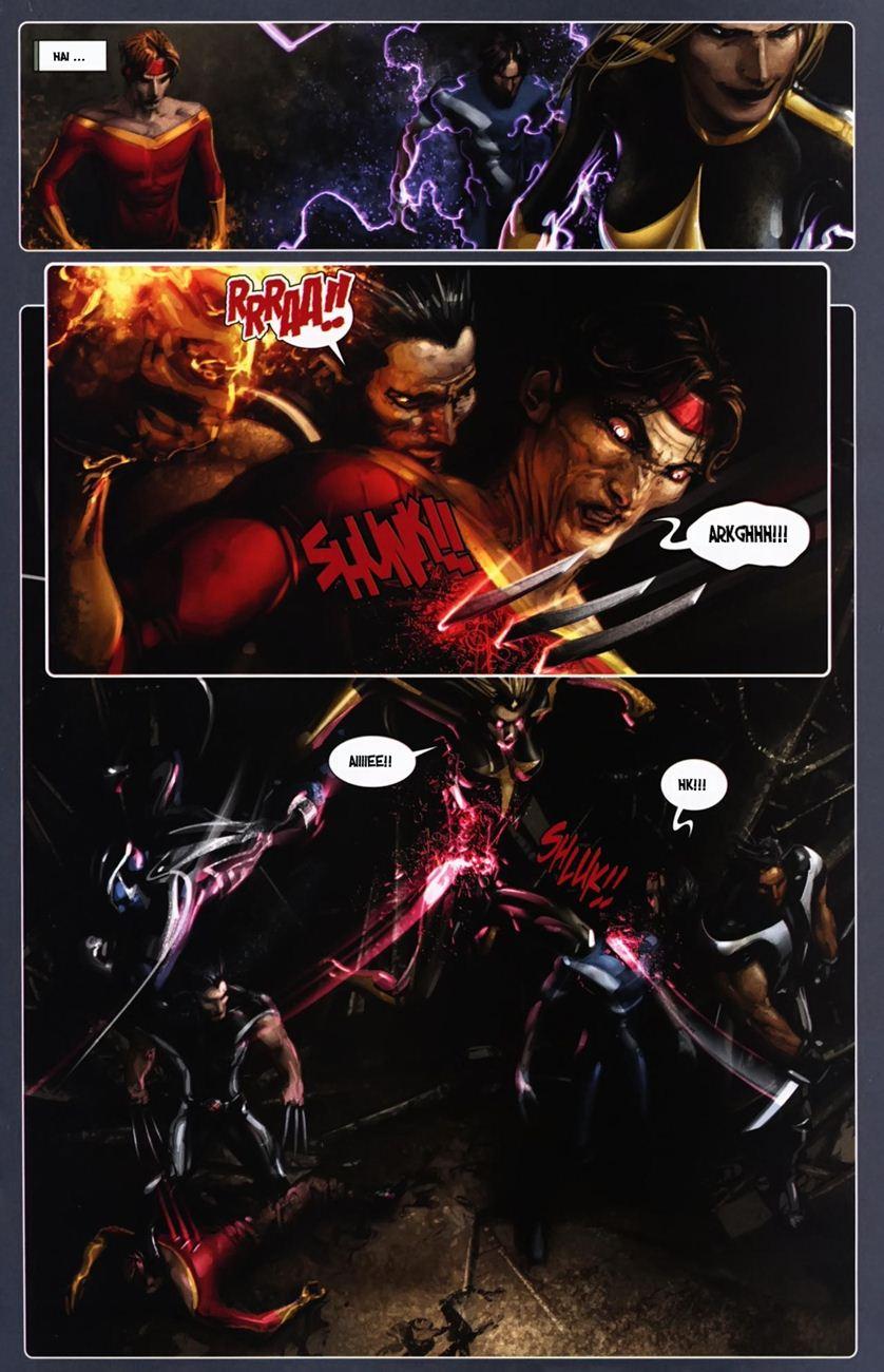 X-Men Necrosha chap 6 trang 20