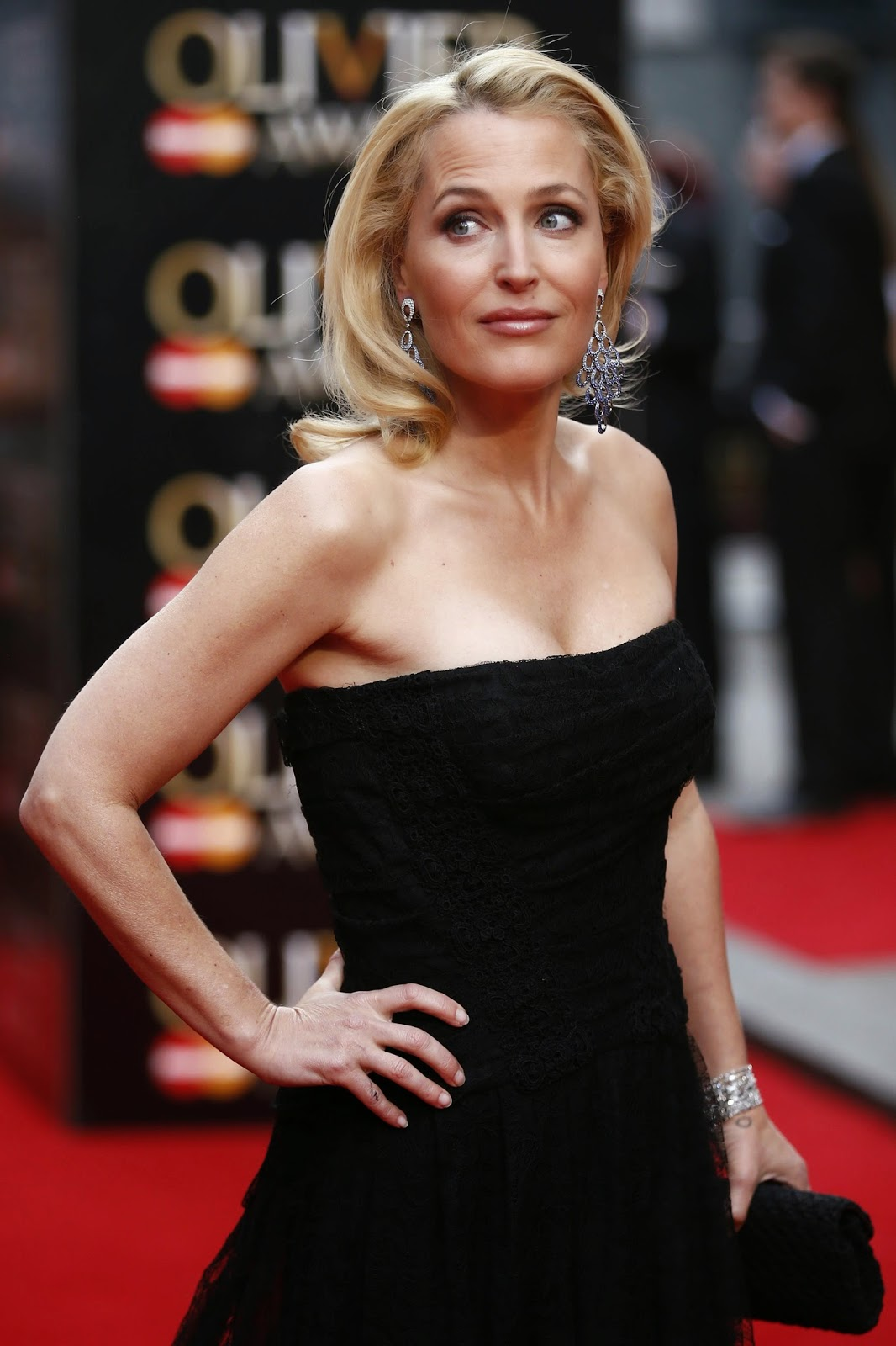 Gillian Anderson Nude Photos 44
