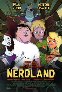 Download Film Nerdland (2016) Subtitle Indonesia WEB-DL