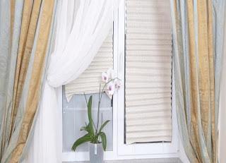 estores, papel, cortinas, manualidades, hogar, técnicas