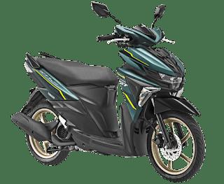 Harga Motor Yamaha Soul Gt Aks SSS terbaru cash dan kredit 2018