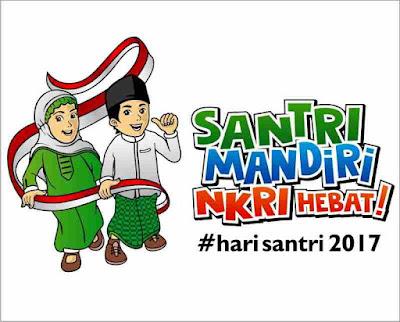 Logo Hari Santri Nasional