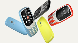 G variant launched together with this fourth dimension this is actually unlike Nokia 3310 4G variant launched together with this fourth dimension this is actually different