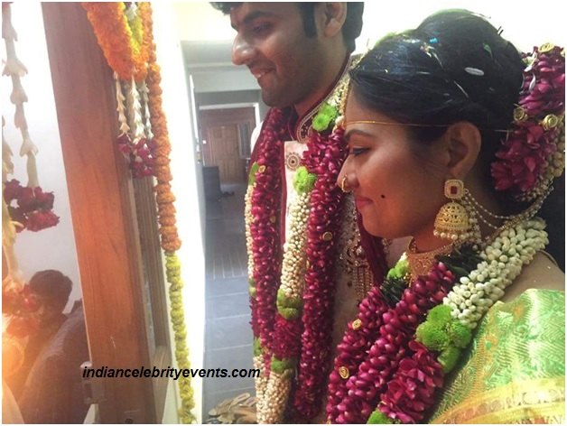 Amala Gireesan wedding: Chembarathi actress Amala Gireesan gets married to  Prabhu - Times of India
