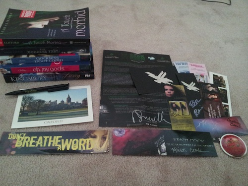 Follower Appreciation Giveaway Imaginary Reads