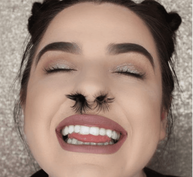 Nostril Hair Extensions Are The New Crazy Beauty Trend