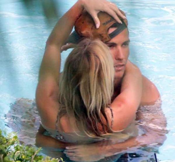 Cristiano Ronaldo con nueva novia: la modelo Cassandre Davis
