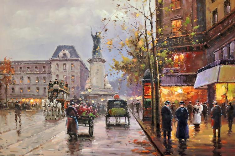 Pinturas de Paris