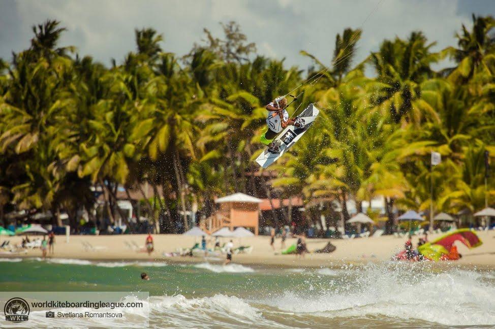 Kite Festival a Cabarete in Repubblica Dominicana