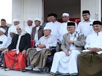 Kiai Sepuh Pendukung Jokowi dan Prabowo Bersatu Serukan Perdamaian