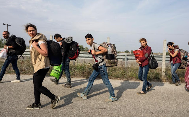 Στον Έβρο «επιστρέφουν» οι πρόσφυγες
