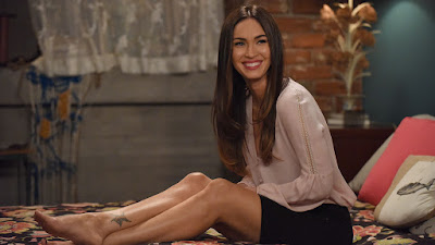 Megan Fox como Reagan en New Girl