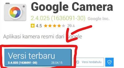 kali ini admin ingin membagikan tutorial cara memasang atau instal aplikasi google camera  Cara Install Apk Gcam Google Camera Tanpa Root WORK di Semua Merek HP