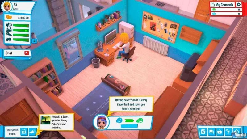 Youtubers Life Gaming V3.1.6 Mod Everything By Taufiq