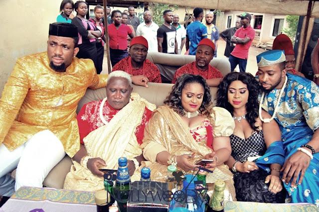 Chidi okafor wedding