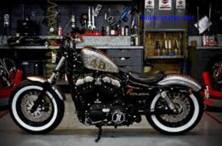 Tips Modifikasi Harley Davidson Dengan Tampilan Terbaik