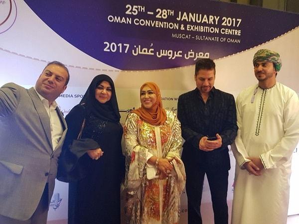 منى المنصورى تعلن تفاصيل المشاركة فى مهرجان مسقط 2017