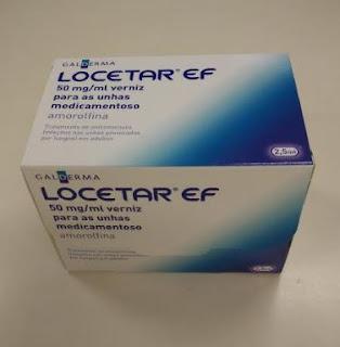 Locetar EF - verniz antifúngico
