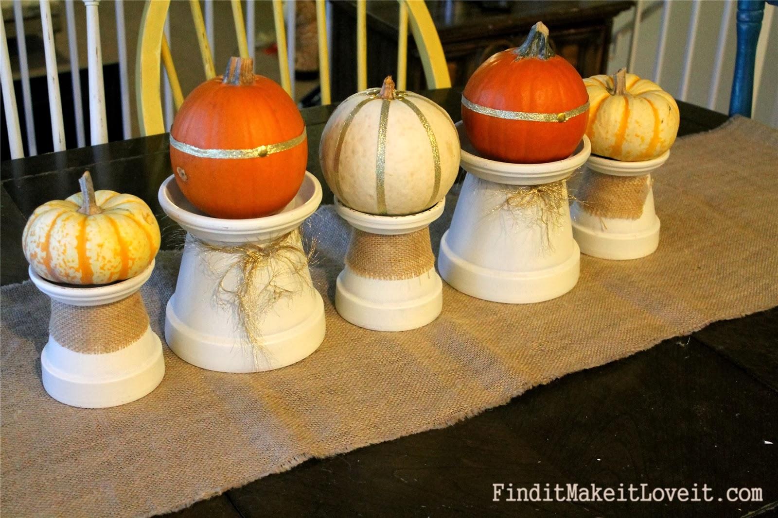 3 Thanksgiving Centerpiece Ideas Find It Make It Love It