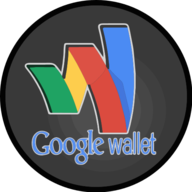 google wallet glowing icon
