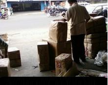 bukti pengiriman/resi