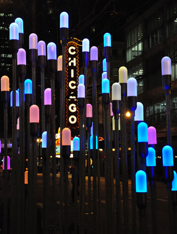 Leisure Attractions Industry Resource Chicago Lightscape