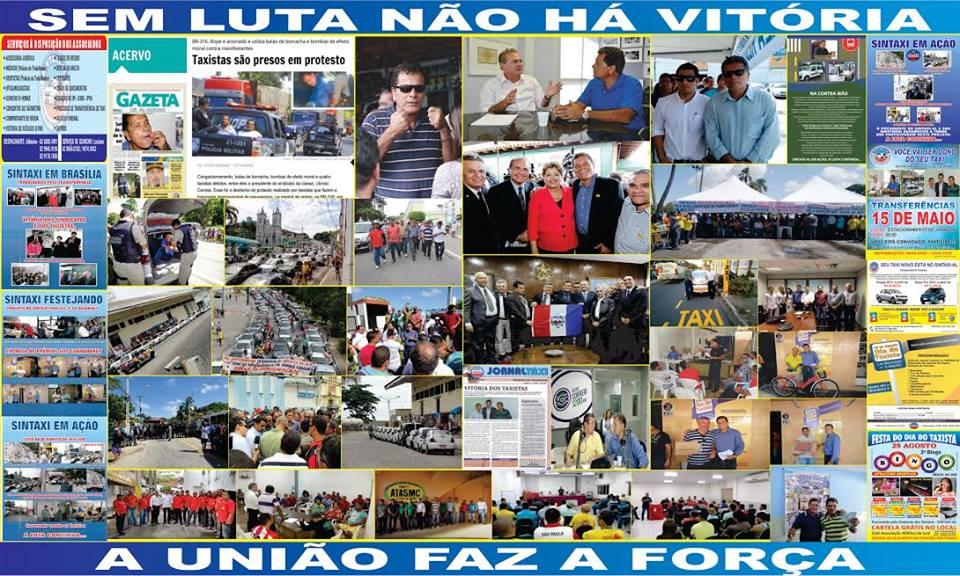 Sindicato Dos Taxistas Do Estado De Alagoas: Sem Luta Não