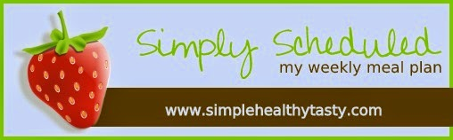 Simply Scheduled Meal Plans