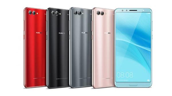 Huawei Nova 2S Tanıtıldı