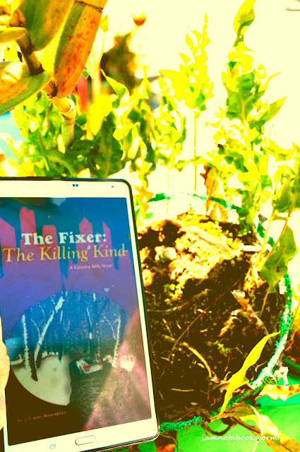 The Fixer: The Killing Kind (Katherine Mills #2) by Jill Amy Rosenblatt | Blog Tour | Book Review by iamnotbookworm!