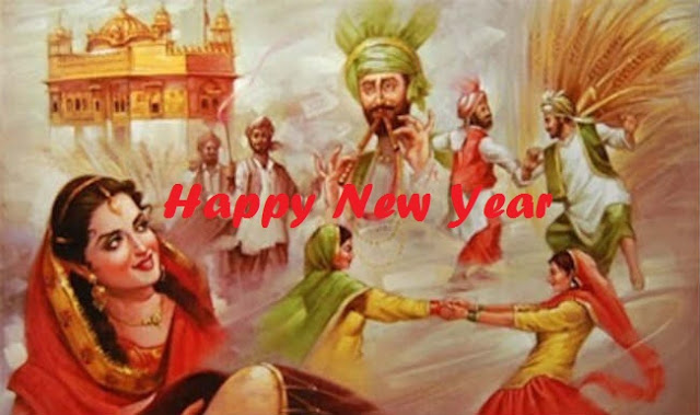 Happy New Year 2018 Punjabi SMS, Shayari, Wishes, Messages