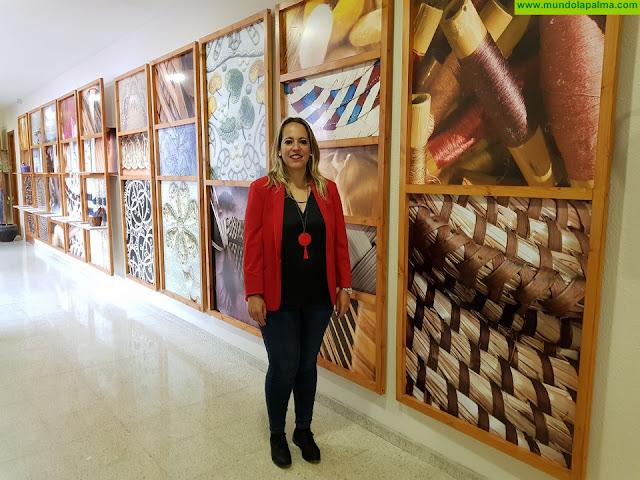 El Cabildo imparte un taller de diseño gráfico aplicado al sector artesanal
