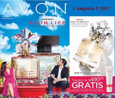catalogo cosmeticos avon mexico c-05 2017