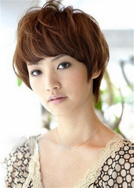short japanese haircut 2013