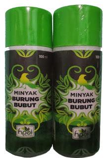 Toko Herbal Jual Minyak Bubut Hpai | Minyak Herba Sinergi Hpai
