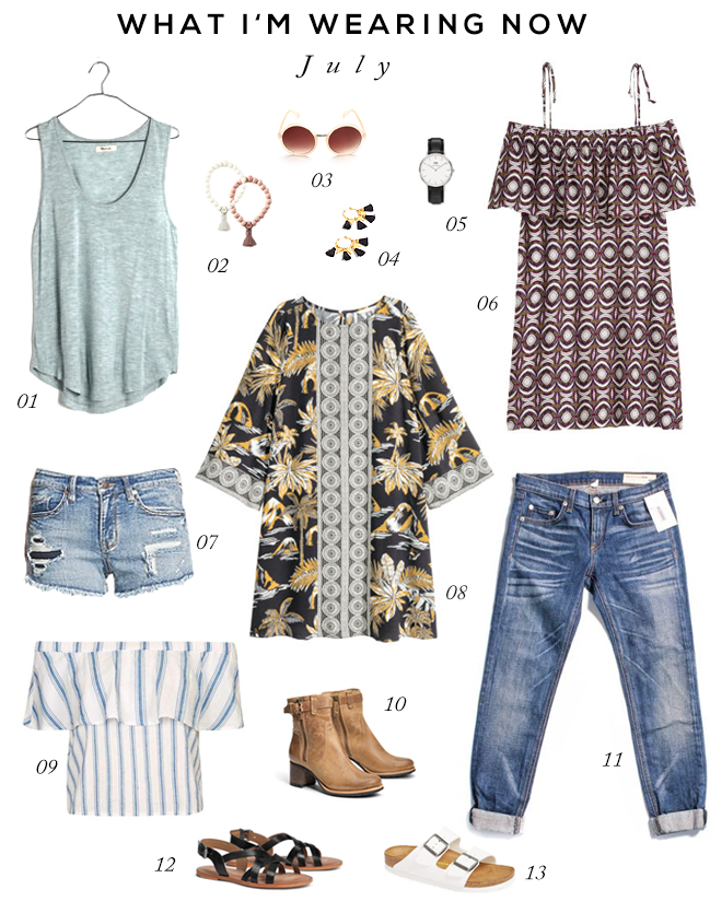 Casual Summer Style Essentials