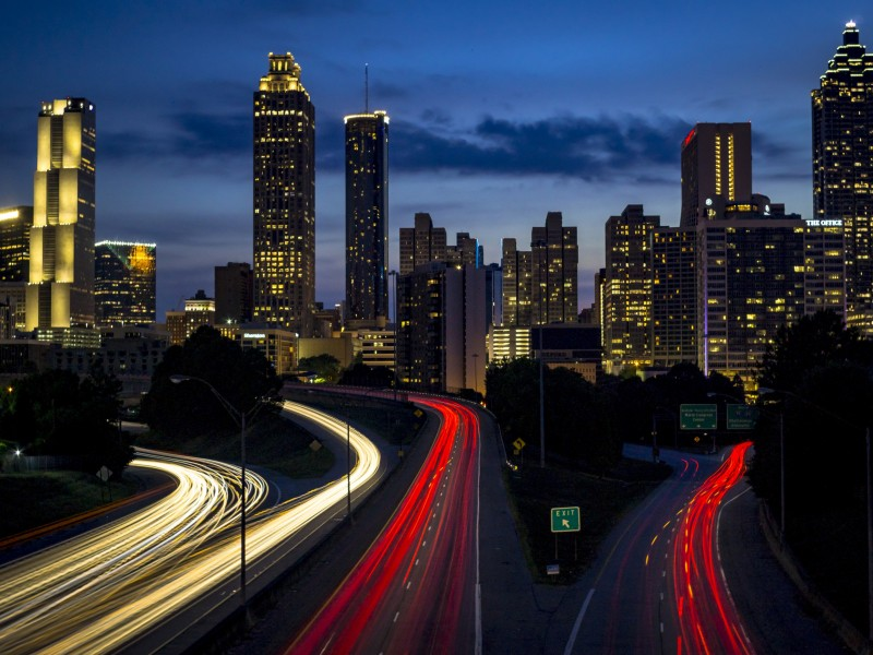 Download Urban Expressway Time Lapse HD wallpaper. Click Visit page Button for More Images.