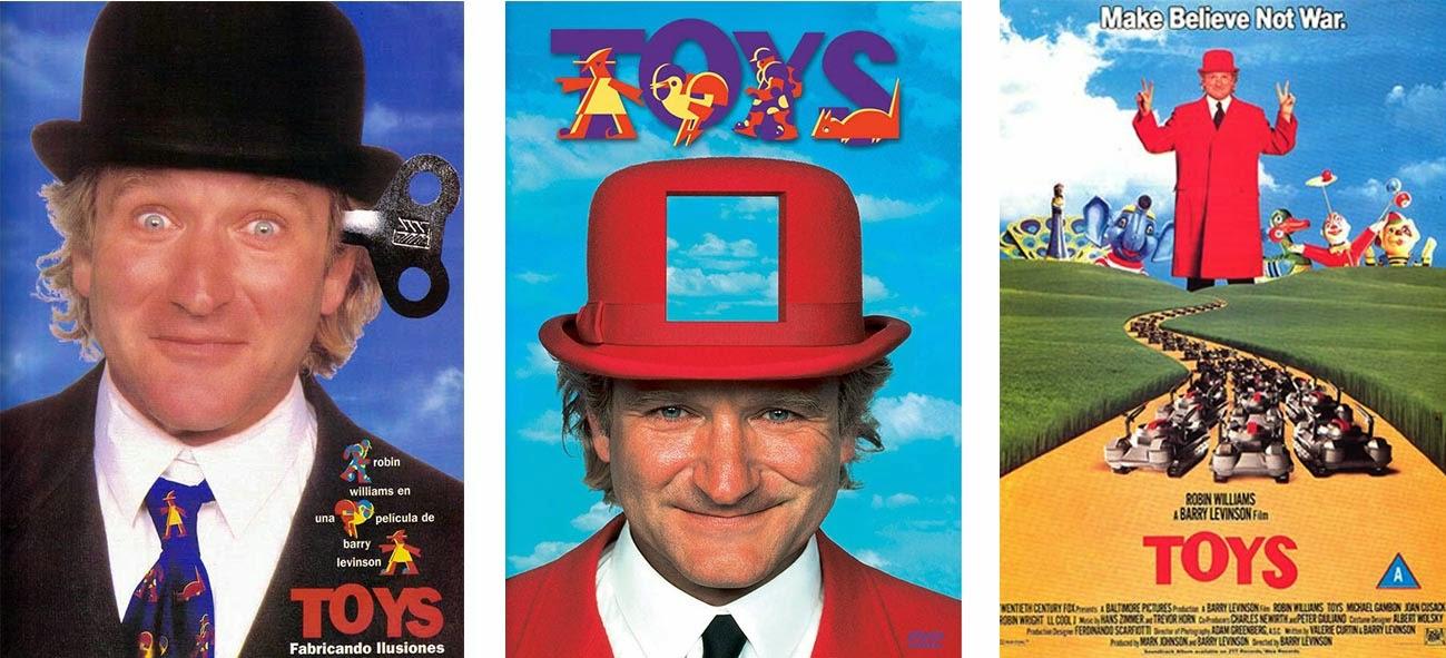 Toys - Zabaweczki (1992)