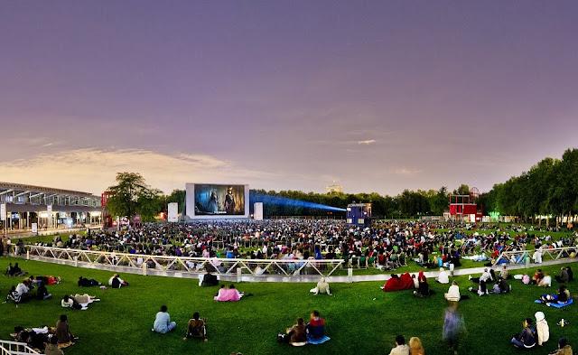 festiwal filmowy w Paryżu