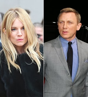 Spicy! Sienna Miller admits sexual relationship with Daniel Craig