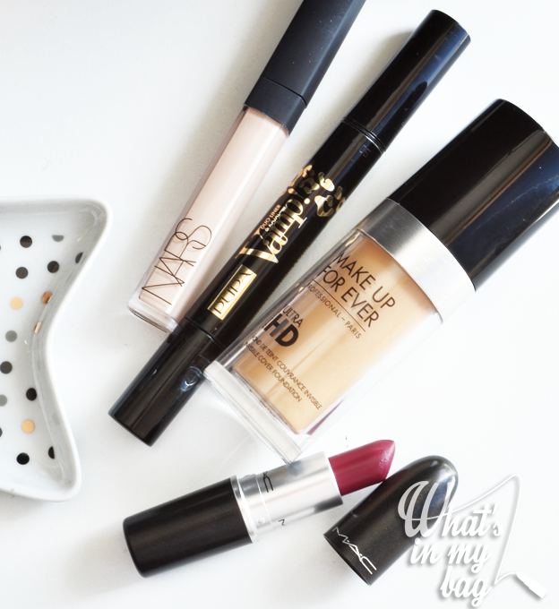 What's in my bag • beauty blog