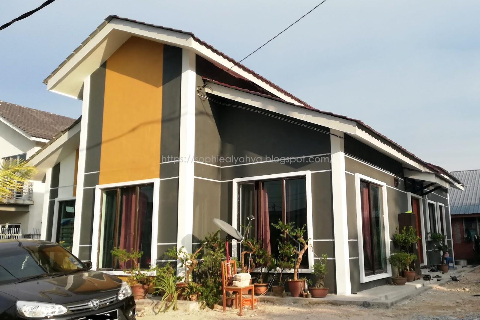 Sophie Al Yahya Rumah Banglo Bawah Rm200 000
