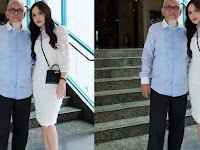 Beda Keyakinan, Shandy Aulia Berangkatkan Ayah Naik Haji, Netizen: Perbedaan Itu Indah