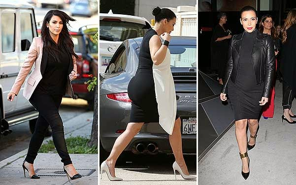 Wearing High Heels While Pregnant Fashionate Trends