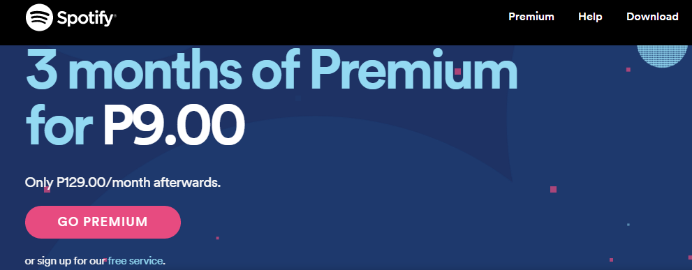 These Spotify promo codes have expired but may still work. 3 Months Of Premium For $ This offer is only valid for people who have never tried premium before/5(15).