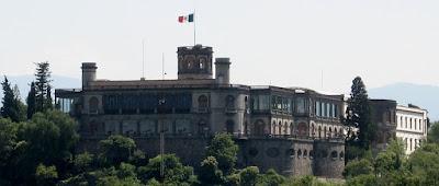 museo del castillo de chapultepec