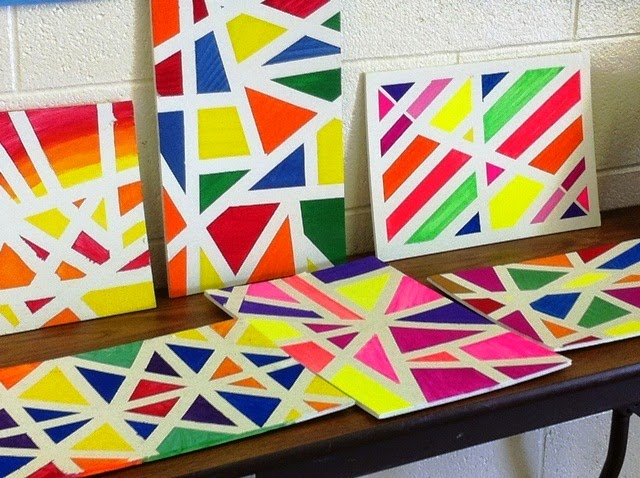 Cool painting designs ideas for walls - Easy paint designs for walls ...