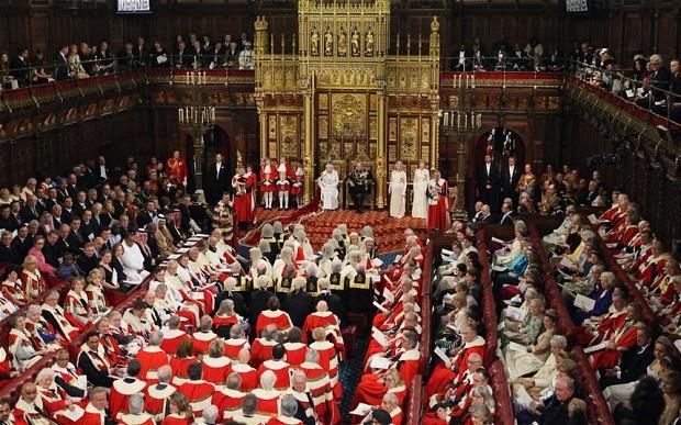 Faust e il governatore la camera dei lord inglese for Camera dei